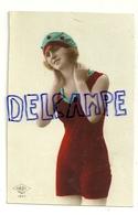 Photographie. Jeune Femme En Maillot De Bain. S.A.P.I. Paris - Vrouwen