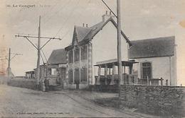 LE CONQUET ( 29 ) - La Gare - Le Conquet