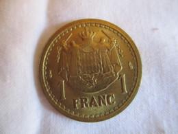 Monaco 1 Franc 1943 - Mónaco