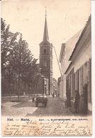 NIEL  MARKT EDI SLOOTMACKERS NIEL RUPEL 650 / D1 1903 Stempel - Niel