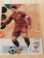 EURO 2008.UEFA.n 154,, CRISTIANO RONALDO,, Card Panini - Italian Edition