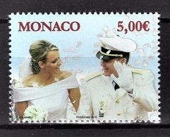 MONACO 2011 - Y. T. N° 2805 - MARIAGE PRINCIER - NEUF** - Monaco