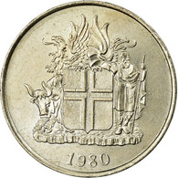 Monnaie, Iceland, 5 Kronur, 1980, TTB, Copper-nickel, KM:18 - Islande