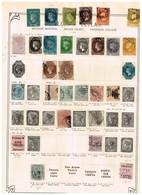 Ceylan Ceylon Ancienne Collection, Altsammlung, Old Collection, Oude Verzameling - Sammlungen (ohne Album)