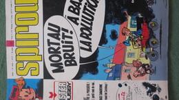 Magazine SPIROU N°1777. Année 1972 - Spirou Magazine