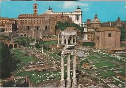 # Lazio - Roma - Foro Romano - Cartolina Nuova - Roma