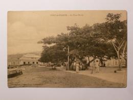 FORT DE FRANCE (Martinique) - Place Bertin , Animation - Fort De France