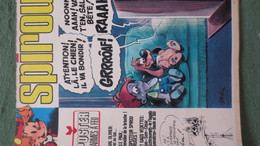 Magazine SPIROU N°1779. Année 1972 - Spirou Magazine
