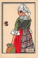 CPA Illustrée - Pireneos Couserans Par G. Geo-Fourrier - N°9 Jeune Massatoise - Fourrier, G.