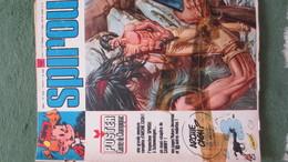 Magazine SPIROU N°1784. Année 1972 - Spirou Magazine