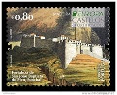 Portugal (Madeira) 2017 Mih. 371 Europa-Cept. Castles MNH ** - Madeira