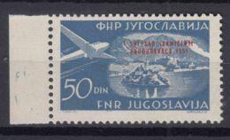 Yugoslavia Republic, Airmail 1951 Mi#667 Mint Never Hinged - 1945-1992 Repubblica Socialista Federale Di Jugoslavia