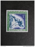 Monaco:  TB PA N°92 , Neuf XX . - Airmail