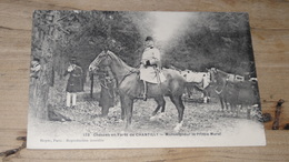 Chasses En Foret De CHANTILLY : Monseigneur Le Prince Murat ……….3873 - Chantilly