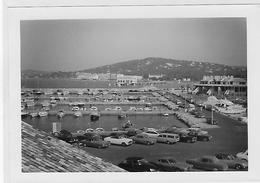 Cogolin - Port Des Marines - Années 60 Voitures - Photos