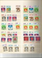 Francobolli Da Tutto Il Mondo - Collezioni (senza Album)