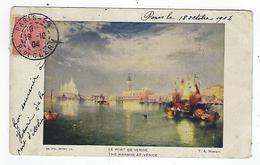CPA Italie - Venezia - Le Port De Venise - Venezia (Venedig)