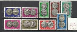 7145A-GRECIA SERIE COMPLETA MONEDAS GRIEGAS 1963 Nº785/93 USADO,BUENA CALIDAD.GREECE -GRIECHENLAND- GRECE . - Usados