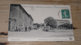 SAINT MARCEL D'ARDECHE : Avenue De St Remeze ……….3883 - Autres Communes