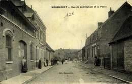 59 WORMHOUT RUE DE LEDRINGHEM ET LA POSTE / A 550 - Wormhout