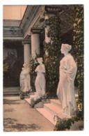 (Grèce) 242, Corfou, Uff Rev Stampa Terni 504, Achilleion, Le Peristyle - Grecia