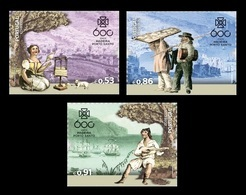 Portugal (Madeira) 2019 Mih. 393/95 600 Years Of The Discovery Of Madeira. Ships MNH ** - Madeira