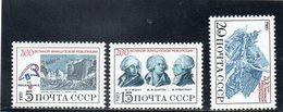 SOWJETUNION 1989 ** - 1923-1991 USSR