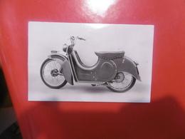 Moto - Sparta Scooter - Importateur Pierre Muller Rue Monrose 84 - Bruxelles - Motorbikes