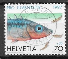 Schweiz Mi. Nr.: 1630 Vollstempel (szv96er) - Suisse