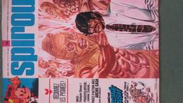 Magazine SPIROU N° 1809. Année 1972 - Spirou Magazine