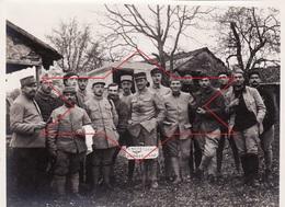 Photo 14-18 Escadrille I, Dalouret ??, La Popote Des Sous-officiers (A213, Ww1, Wk 1) - Guerre 1914-18