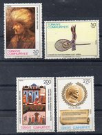 TURQUIE  Timbres Neufs ** De 1987  (ref 1053 )  Sultan - 1921-... República