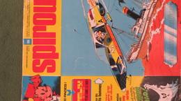 Magazine SPIROU N° 1954. Année 1975 - Spirou Magazine