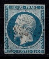 France Napoleon YT N°10 - Obl. - 1852 Louis-Napoleon