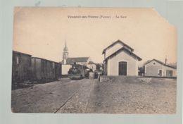 CPA - 86 - Vouneuil-sur-Vienne - La Gare - Vouneuil Sur Vienne