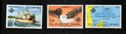 SEYCHELLES Zil Eloigne Sesel  Neuf Sans Charnière N° 52 à 52    N**   Bateaux  Service Postal - Seychelles (1976-...)