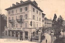 ANNECY - Le Grand Hôtel Et Hôtel D'Angleterre - Annecy