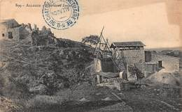 CPA ALLAUCH - Platrières Jouve - Allauch