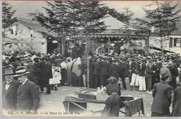 Bielle La Place Un Jour De Fete - Andere Gemeenten
