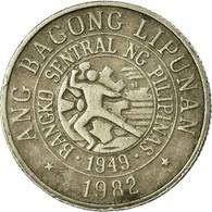 Monnaie, Philippines, 10 Sentimos, 1982, TB+, Copper-nickel, KM:226 - Philippines