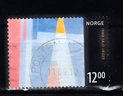 Noorwegen 2009 Mi Nr 1672  Kunst - Noorwegen