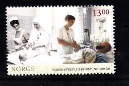 Noorwegen 2012 Mi Nr 1795  Verpleging - Gebruikt
