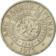 Monnaie, Philippines, 25 Sentimos, 1975, TB+, Copper-nickel, KM:208 - Philippines