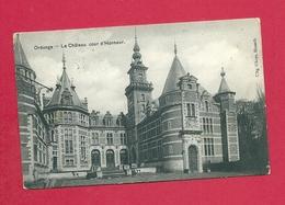 C.P. Ordingen =   Château  Cour  D' Honneur - Sint-Truiden
