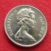 Fiji 10 Cents 1985 KM# 30 - Fidschi