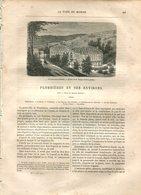 Plombières Et Ses Environs 1867 - Magazines - Before 1900