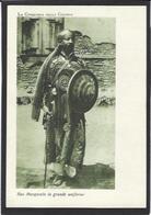 CPSM Erythrée Ethiopie Somalie Conquête Italienne Italie 1935 1936 Non Circulé Mussolini - Eritrea
