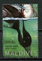 Maldives - Malediven 1995 Y&T N°1954 - Michel N°(?) (o) - 6,50r+50l Aythya Fuligula - Maldives (1965-...)