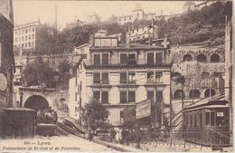 LYON - Funiculaire De St Just Et De Fourvière - Altri