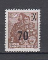 DDR  1954 Mich.Nr.442 M XII  ** Geprüft Schönherr BPP - DDR